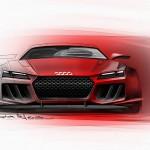 Audi Quattro Sport E-Tron Concept_2013_01