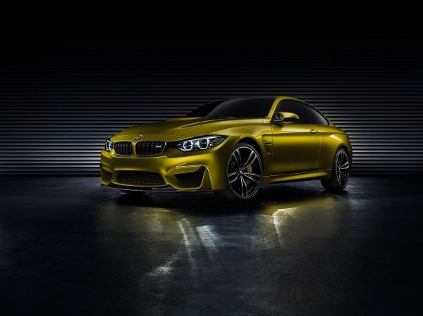 BMW Concept M4 Coupé_2013_01