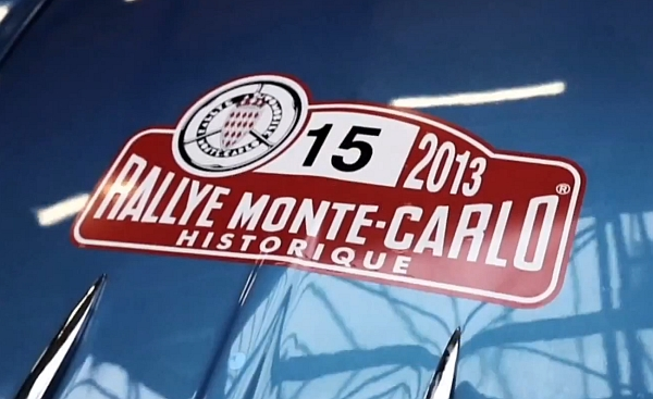Historische Rallye Monte Carlo