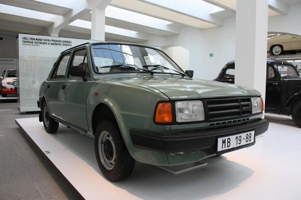Škoda 125 L, type 742 (1989)