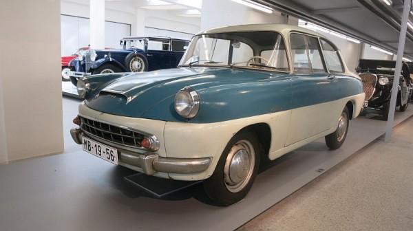 "Škoda 976 ""Karosa"" (1956)"