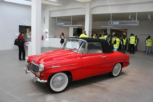 Škoda Felicia, type 994 (1961)