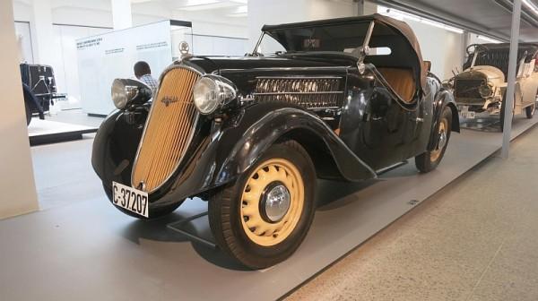 Škoda Popular, type 906 (1936)