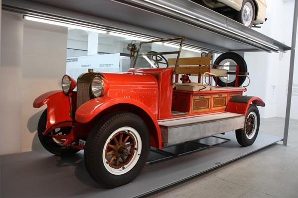 L&K type MF Feuerwehrauto (1919)