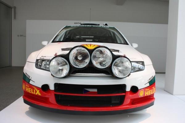Skoda Fabia WRC (2003)
