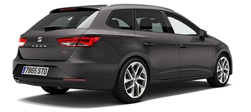 der neue seat leon st fr in 360 view automobil blog. Black Bedroom Furniture Sets. Home Design Ideas