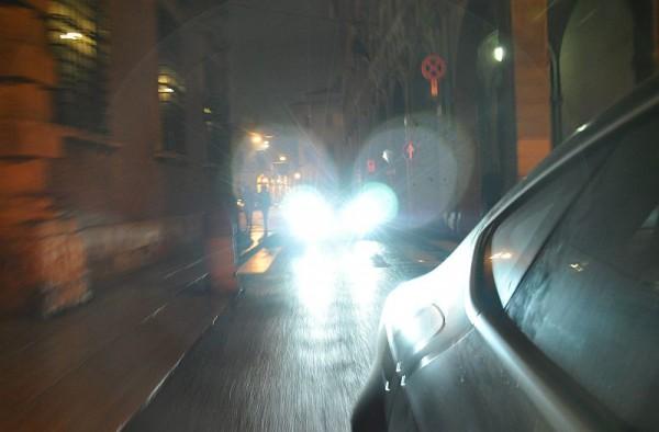 AudiGRT13: kurz vor Ankunft im Tagesziel Bologna