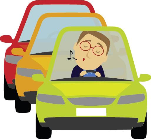 autofahrer typentest lass dich nicht stressen automobil blog. Black Bedroom Furniture Sets. Home Design Ideas
