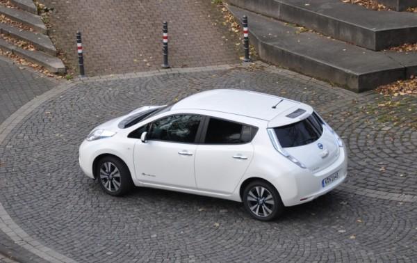 Nissan Leaf Test