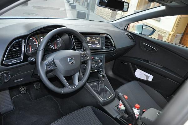 Seat Leon ST Cockpit