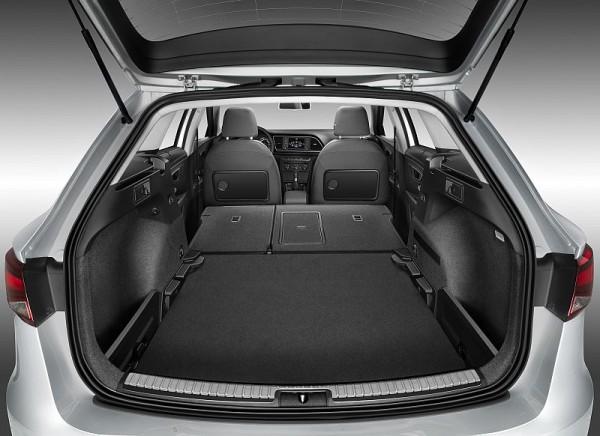 Seat Leon ST Kofferraum