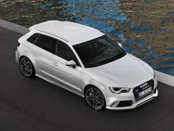 Audi RS3 8V 2015
