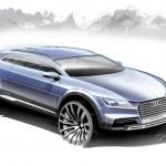Audi Showcar Detroit 2014-01