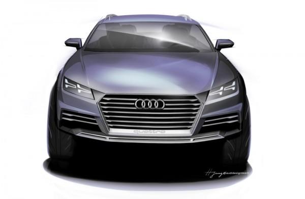 Audi Showcar Detroit 2014-02