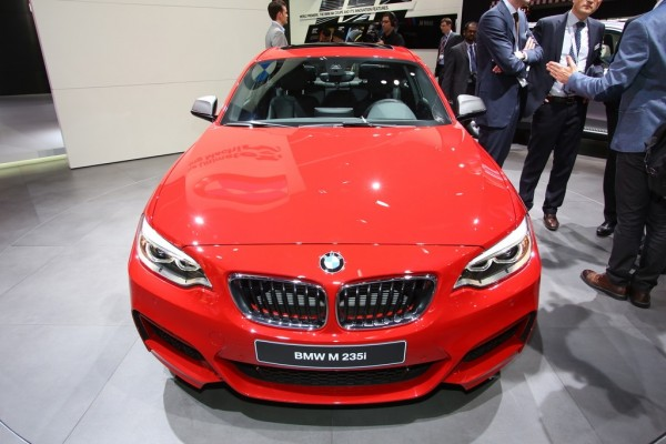 BMW 2er Coupe 1