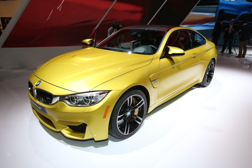 detroit 2014 weltpremiere f r bmw m3 und bmw m4. Black Bedroom Furniture Sets. Home Design Ideas