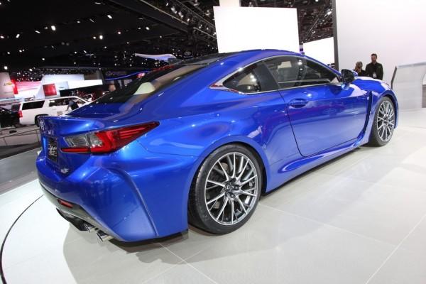 Detroit 2014 Lexus RC F 02