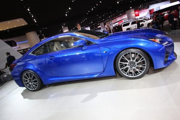 Detroit 2014 Lexus RC F 03