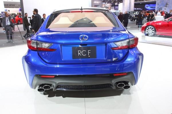 Detroit 2014 Lexus RC F 04