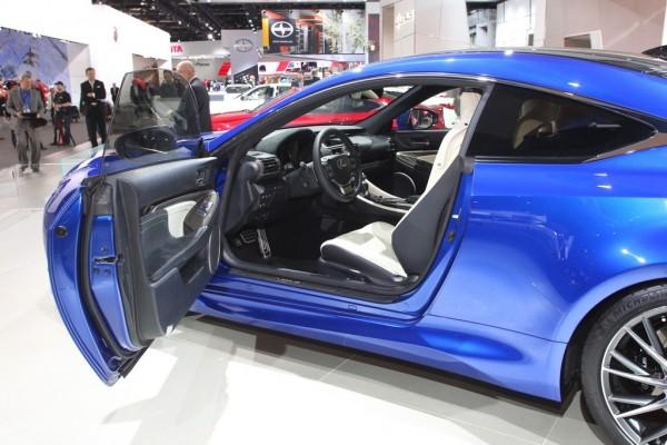 Detroit 2014 Lexus RC F 05