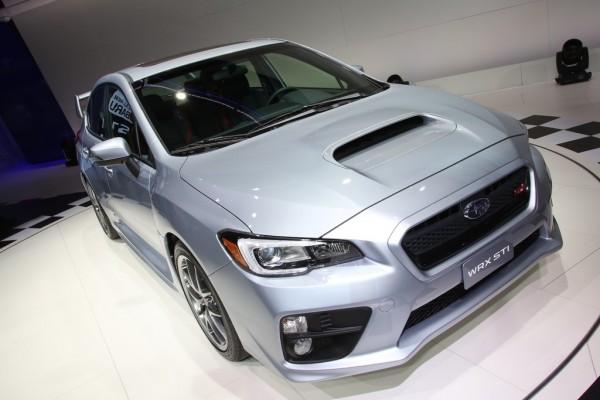 Detroit 2014 Subaru WRX STI 02