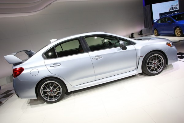 Detroit 2014 Subaru WRX STI 04