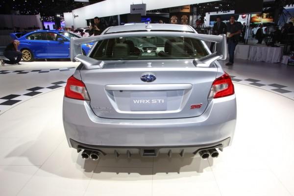 Detroit 2014 Subaru WRX STI 06