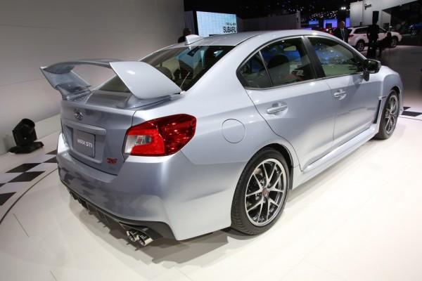 Detroit 2014 Subaru WRX STI 07