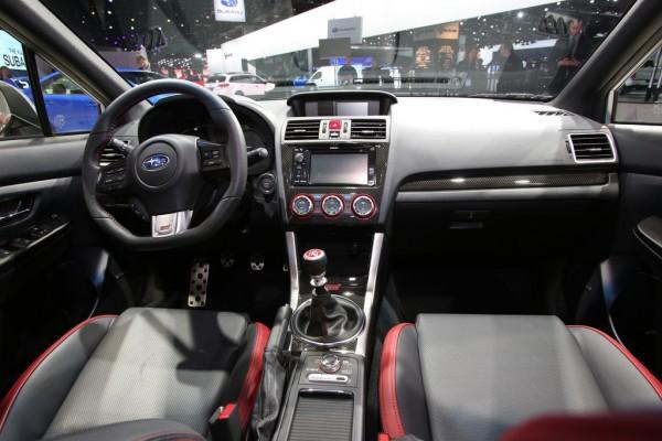 Detroit 2014 Subaru WRX STI 08