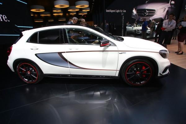Mercedes GLA 45 AMG Detroit 2014-02