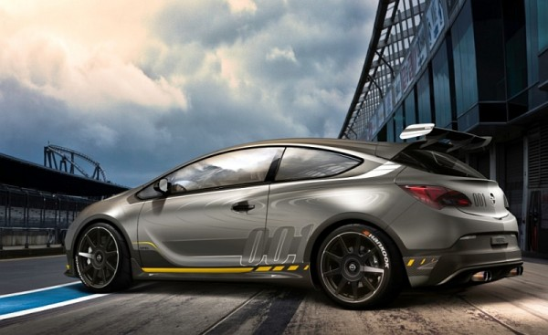 Opel Astra OPC Extreme 2014