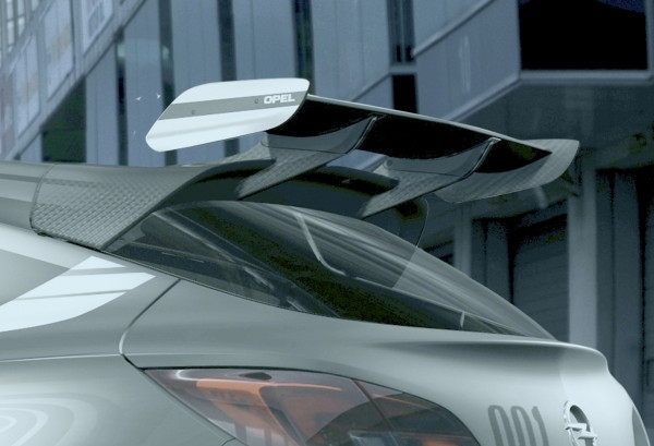 Opel Astra OPC Extreme 2014 Heckflügel