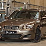 G-POWER M5 HURRICANE RR Touring_2014_01