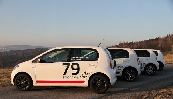Skoda Citigo Rallye Monte Carlo