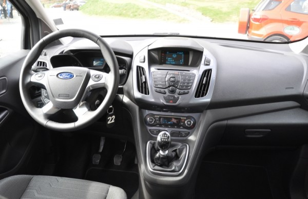 Ford Tourneo Connect Cockpit