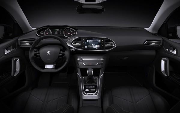 Peugeot 308 SW Cockpit