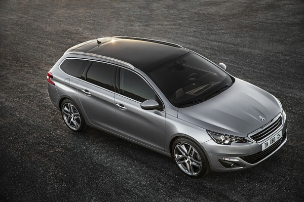 Peugeot 308 SW Panoramadach