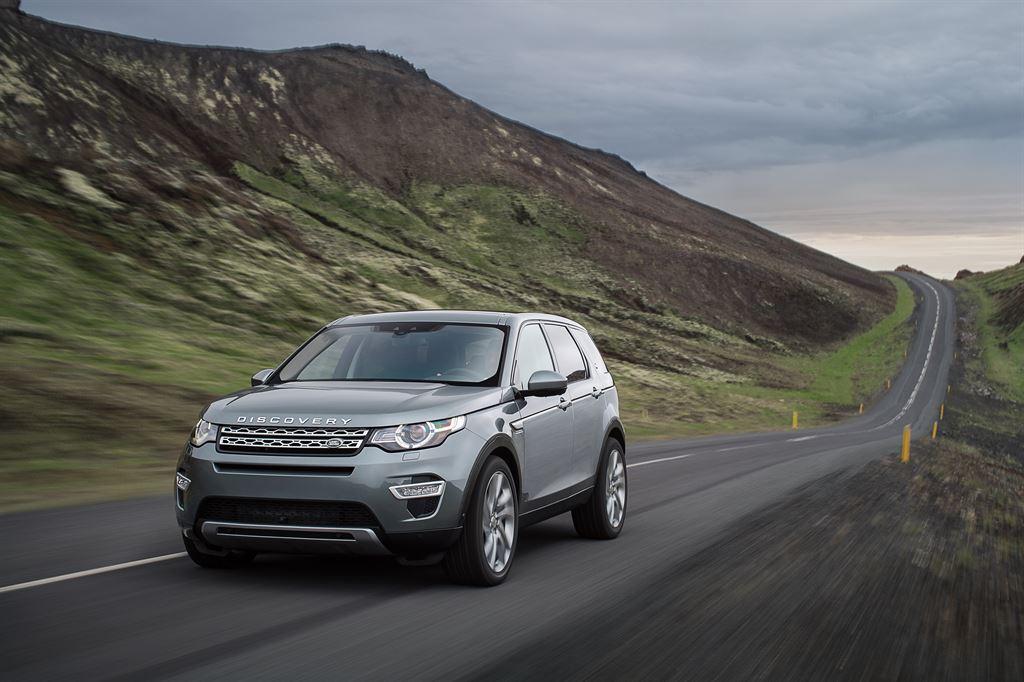 Land Rover Discovery Sport kommt als Premium-Kompakt-SUV