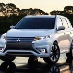 Mitsubishi Plug-in Hybrid Outlander Concept-S-2014-01