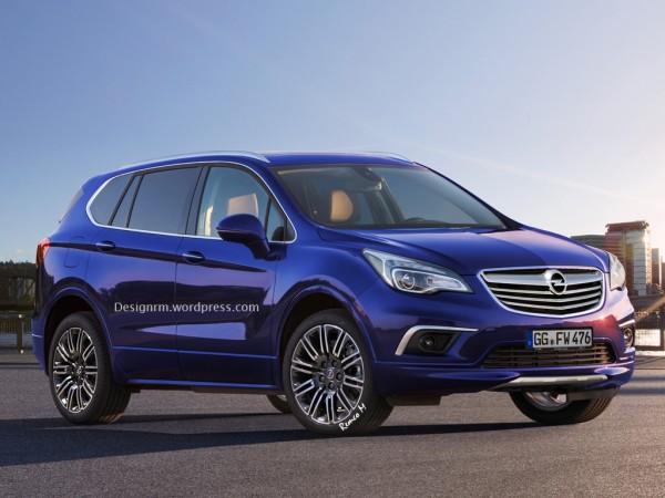 Kommt So Der Neue Opel Antara 2015