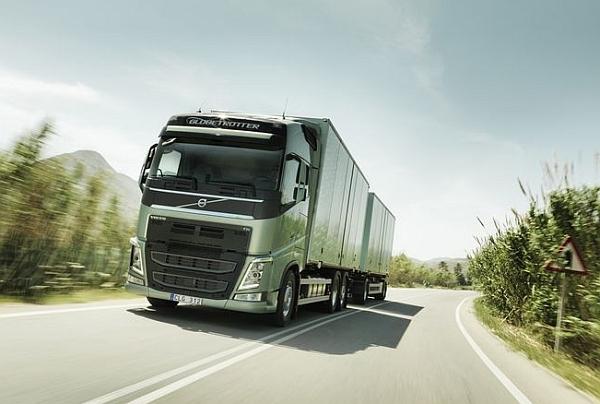 Der neue Volvo FH mit I-Shift-Doppelkupplungsgetriebe