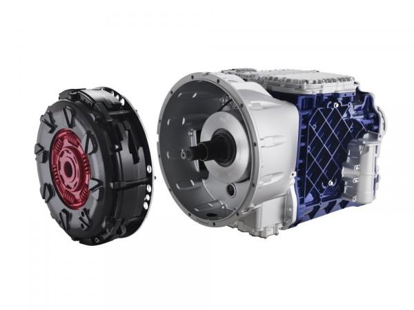 Volvo I-Shift-Doppelkupplungsgetriebe von Volvo Trucks
