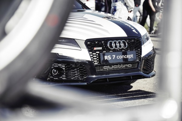 Audi RS 7 concept Piloted Driving4