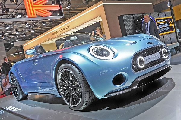 MINI Superleggera TM Vision 1