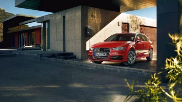 Audi A3 Spotback e-tron