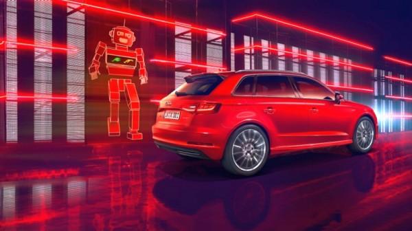 Audi A3 Spotback e-tron TV-Spot