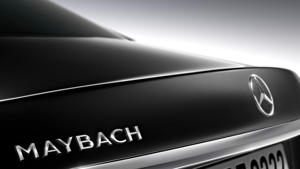 Mercedes-Maybach S 600: Erste offizielle Bilder