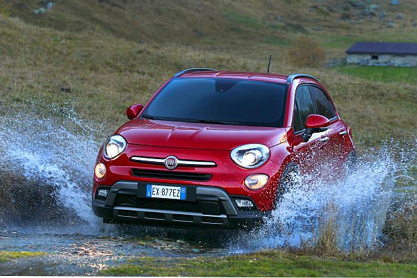 Fiat 500X Cross Automobil-Blog