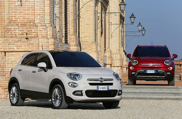 Fiat 500X Fiat 500X Cross Automobil-Blog
