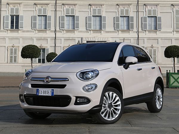 Fiat 500X Lounge Automobil-Blog